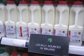 Irish dairy